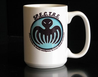 SPECTRE (James Bond) 15 oz. Coffee Cup