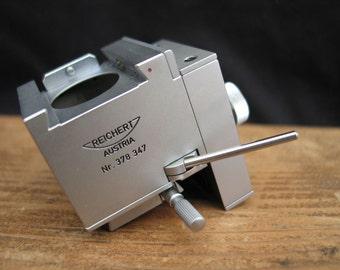 Reichert Microscope Lens - Austria Nr. 378 347