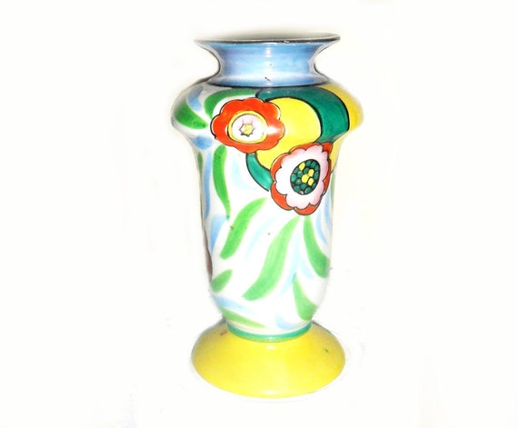 Gorgeous Lusterware Vase