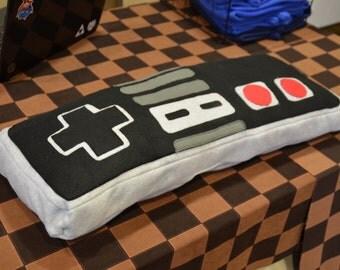 Retro Game Controller Pillow