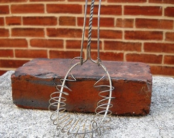 Primitive Handmade Wire Whisk