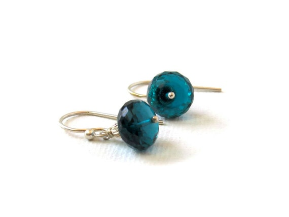 SALE: Caribbean Waters Earrings