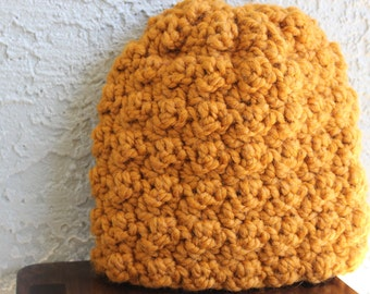 Hat-Toddler, child, and adult hat-with or without pom pom-birthday or christmas gift