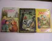 Custom Listing - TWO Vintage Girls Mystery Books Kay Tracey, Judy Bolton - FREE SHIPPING!