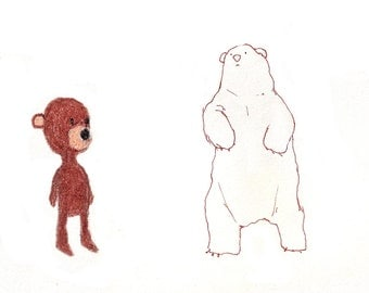 you're not a bear