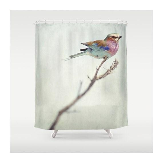 African Bird Shower Curtain By Vqstudio On Etsy
