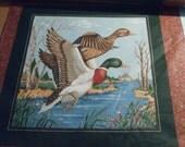 Vintage Fabric V.I.P. Duck Season Print Pillow Panels