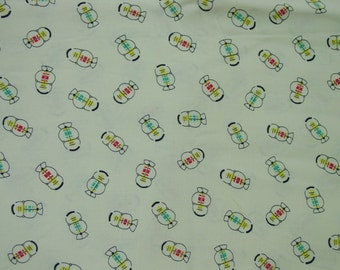 "Nice Vintage Fabric, Dress Weight, 2 Yds. 16"", 44"" Wide"