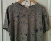 Vintage Grey T Shirt size L