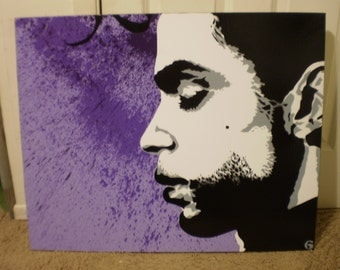 Prince (purple paint)