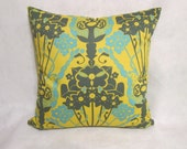 SALE Floral Pillow Cover in Anna Maria Horner Floral Fabric