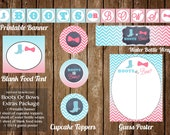 Instant Download Boots or Bows Extras Package