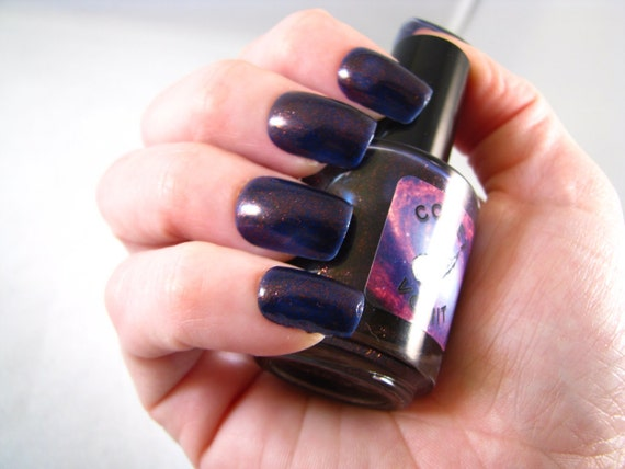 Cosmic Wreck Nail Polish by Comet Vomit