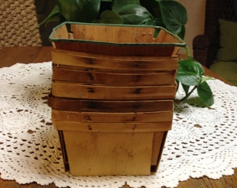 VINTAGE BERRY BOXES