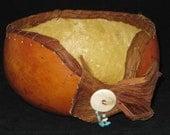 Sierra Series #5 Gourd Bowl