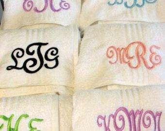 10 Personalized Bath Towels
