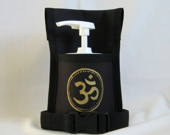 Made to Order - 8oz Jar Cream Holster with Belt