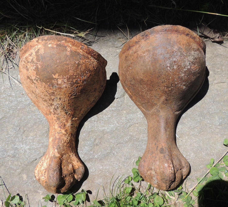Antique Claw Ball Bathtub Feet Cast Iron Bathtub Feet Set Of