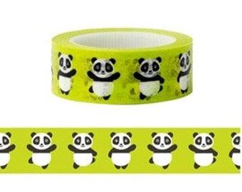 Panda Washi Tape (15M)