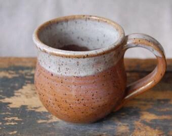 Cedar Bark Ceramic Stoneware Mug
