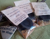 ritual incense~tester pack of hand blended incense