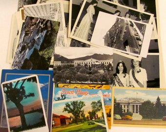 Vintage Photos and Postcards Bundle