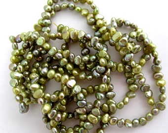 Light Green Pearls