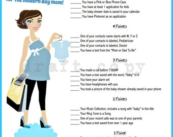 baby shower game printable game for couples shower