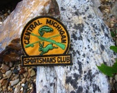 Central Michigan Sportsman Club badge