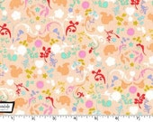 SALE - Oh Baby Charms Pink - Cotton Print Fabric by Cynthia Rowley from Michael Miller