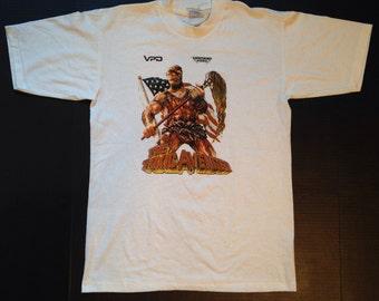 Vintage 1980's The Toxic Avenger t-shirt, medium