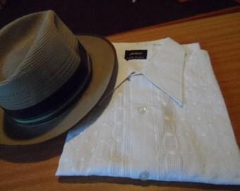 Shirt, Rat Pack, James Bond, formal dress shirt O.