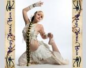 RAPUNZEL BRAID ponytail EXTENSION Hair Fall 90 cm/ 36'' long C U S T O M braid Fantasy wedding wig Bride bridal wiglet Updo Chignon Hair Bun