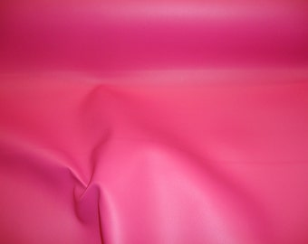 Magenta Contract commercial Marine grade upholstery vinyls Faux Leather fabric per yard