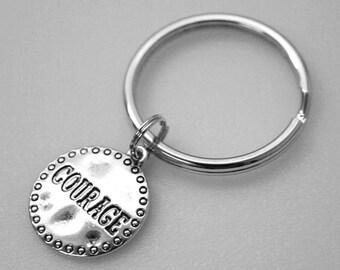 Key Ring - Courage
