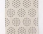 Linen Tea Towel - Colander in Noir