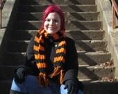 Cincinnati Bengals Knit Scarf