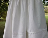 A lovely historical under the hoop petticoat custom made