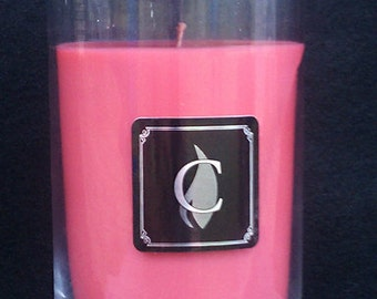 CRANBERRY POMEGRANATE candle, 12 oz, Optional gift box