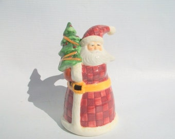 Decorative Slingle Santa Shaker