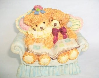 Collectible Brainbridge Bears Limited Edition Music Box
