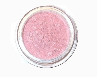 """Mineral Eye Shadow """" COTTON CANDY """" The Perfect Pink 3 grams or 5 Grams"""