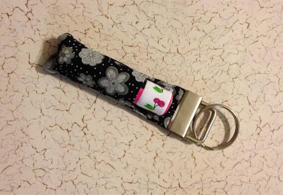 Keychain Chapstick /Lip Balm Holder Handmade. by