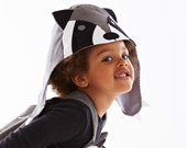 Raccoon hat for children by Wild Things