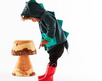 Dragon costume coat jacket for toddlers,children Halloween