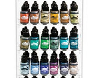 Ranger/Tim Holtz/Adirondack Alcohol Inks    Overstock color SALE  polymer clay friendly