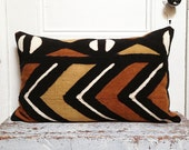 Multi BOGOLAN Mud Cloth/ African Mudcloth Pillow Covers