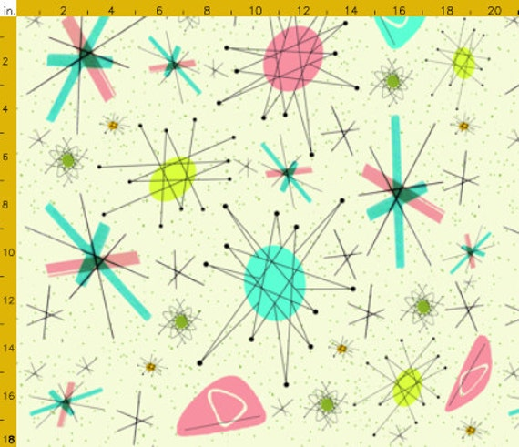 1950s wallpaper designs starburst - photo #6
