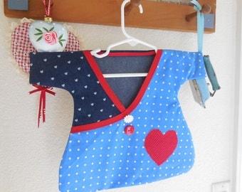 Clothespin - Peg Bag, Lazee Dazee Washing Days