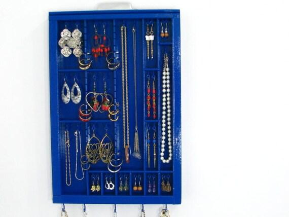 Printers Drawer Jewelry Hanger
